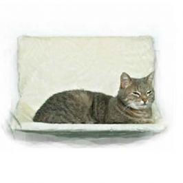 Лежак для кошек Triol Гамак на радиатор (46*30) белый
