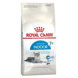 Сухой корм Royal Canin Indoor+7 для кошек старше 7 лет живущих в помещении, 3.5кг