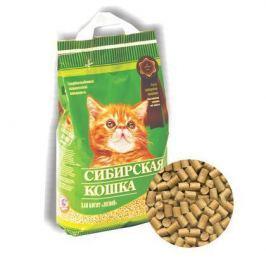 Древесный наполнитель Сибирская кошка