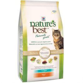 Сухой корм Hill's Nature's Best натуральный для кошек от 1 до 7 лет с тунцом, 2 кг