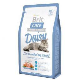 Сухой корм Brit Care Cat Daisy для кошек, склонных к излишнему весу 7кг