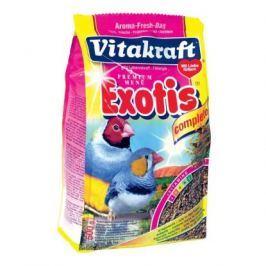 Корм Vitakraft Exotis для экзотических птиц (500 гр)