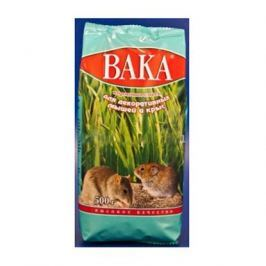Корм Вака высококачественная для декоративных мышей и крыс (500 гр)
