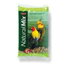 Корм Padovan Natural Mix Parroccetti для средних попугаев основной (850 гр)