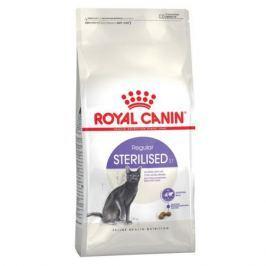 Сухой корм Royal Canin Sterilised для кошек стерилизованных до 7 лет, 10 кг