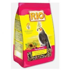 Корм Рио для средних попугаев в период линьки (500 гр)