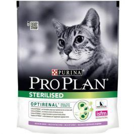 Сухой корм Pro Plan для  кастрированных, стерилизованных кошек, индейка, 10 кг