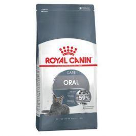 Сухой корм Royal Canin Oral Care для кошек уход за полостью рта, 400 г.