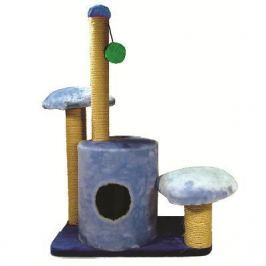 Домик RP8150д с игровой площадкой (60*35*75) для кошки