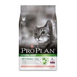 Сухой корм Pro Plan для кастрированных, стерилизованных кошек, лосось, 400 г.
