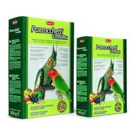 Корм Padovan Grand Mix Parroccetti для средних попугаев основной (850 гр)