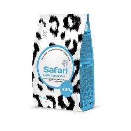Сухой корм Safari Cat Senior Light (для стареющих контроль веса) для кошек 400гр