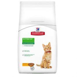 Сухой корм Hill's Science Plan Healthy Development для котят до 12 месяцев курица, 10 кг