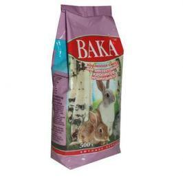 Корм Вака высококачественная для шиншилл и декоративных кроликов (500 гр)