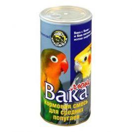 Корм Вака люкс для средних попугаев (900 гр)