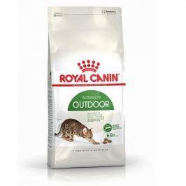 Сухой корм Royal Canin Outdoor 30 для кошек живущих вне помещения, 400 г.