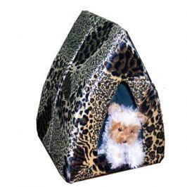 Лежанка Гамма Шалаш (38*35*45) для кошек