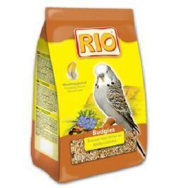 Корм Рио для волнистых попугаев в период линьки, 1кг