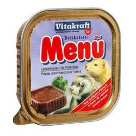 Корм Vitakraft Delikatess Menu  для хорьков (100 гр)