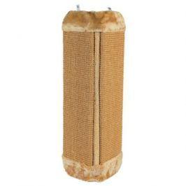 Когтеточка Trixie доска (32.5*60.5) угловая коричневая