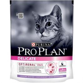 Сухой корм Pro Plan для кошек с чувствительным пищеварением, индейка+рис, 10 кг