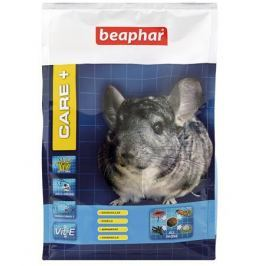 Корм Beaphar Care+ для шиншилл, 1.5кг NEW
