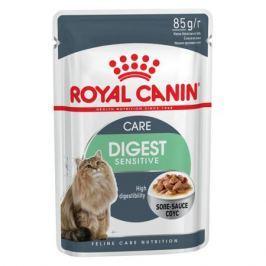 Влажный корм RC Digest sensitive для кошек с чувствительным пищеварением, 85 г.