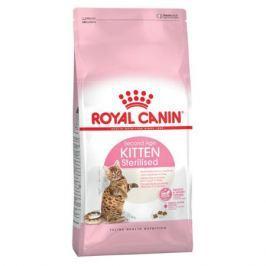 Сухой корм Royal Canin Kitten sterilised для котят стерилизованных от 4 до 12 месяцев, 2кг