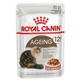 Влажный корм RC Ageing для кошек старше 12 лет, 85 г.