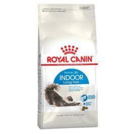 Сухой корм Royal Canin Indoor long hair для кошек длинношерстных, живущих в помещении, 10кг
