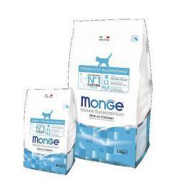Сухой корм Monge Kitten для котят от 1 до 12 месяцев 1.5кг