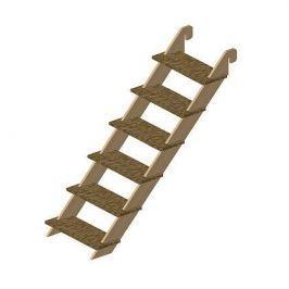 Собирайка ZooM №6 Лестница большая (III-IV уровень) 31*10*97см