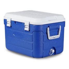 Термоконтейнер (Арктика) 40л. + емкость для льда аквамарин
