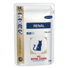 Влажный корм RC Renal для кошек при почечной недостаточности, цыпленок, 85 г.