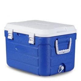 Термоконтейнер (Арктика) 40л. + емкость для льда синий