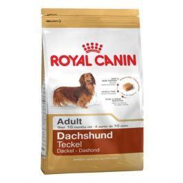 Сухой корм Royal Canin Dachshund Adult для собак породы такса с 10 месяцев, 7.5 кг