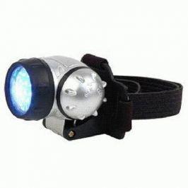 Фонарь (Era) G18 (3*R03) головной, 18 светодиодов, пластик (блистер)