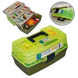 Ящик (Salmo) рыболовный пластиковый 3х-полочный 03 малый