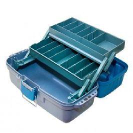 Ящик (Три Кита) рыболовный ЯР-2 (370*190*180) 2 лотка