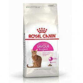 Сухой корм Royal Canin Exigent  Savour sensation для привередливых сухой для кошек, 4кг