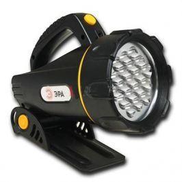 Фонарь (Era) FА18Е ручной аккумуляторный прожектор, адаптер, прикуриватель