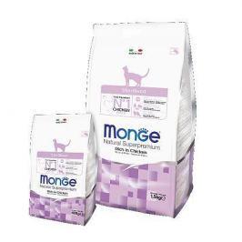 Сухой корм Monge Cat Sterilized для стерилизованных кошек 1.5кг