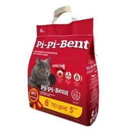 Минеральный комкующийся наполнитель Pi-Pi-Bent