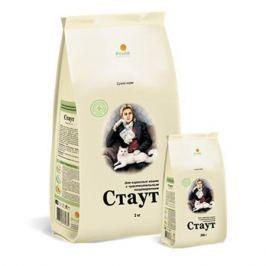 Сухой корм Стаут для взрослых кошек, с чувствительным пищеварением, 15 кг.
