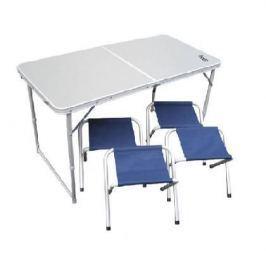 Набор Premier стол + 4 табурета (PR-TA-21407+PR-21124)