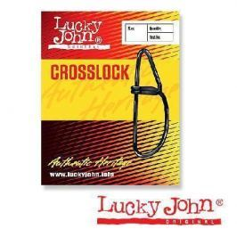 Застежки Lucky John CROSSLOCK 001 10шт.