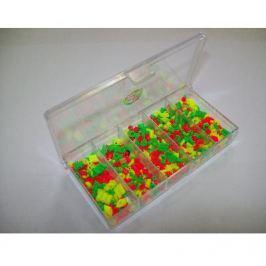 Набор кембриков (Три Кита) силиконовых в коробочке СВ-01(100*50*17мм)