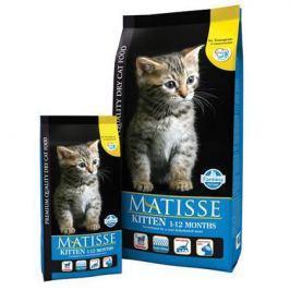 Сухой корм Farmina Matisse для котят, 400г.