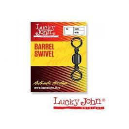 Вертлюги Lucky John BARREL 012 10шт.