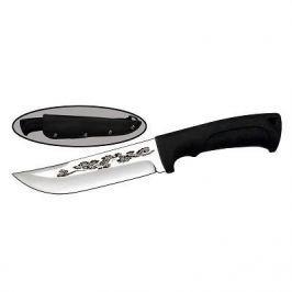 Нож (М) M 9543 нескладной хозяйственно-бытовой с нейлоновым чехлом